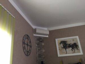 Climatisation réversible air/air