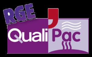 RGE Quali'Pac logo
