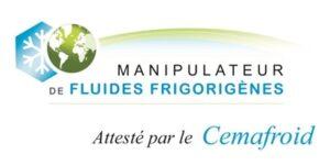 Manipulateur de Fluides Frigorigènes logo