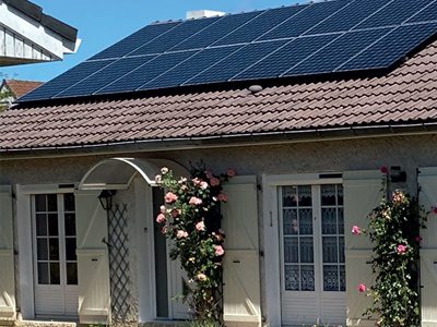 Panneaux Photovoltaïque SUNPOWER