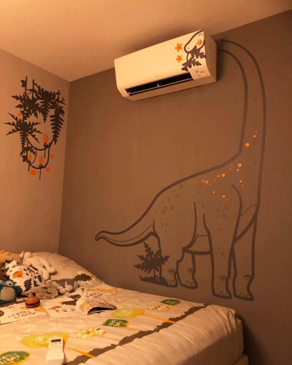 Installation pompe à chaleur air/air par Techniclim 21