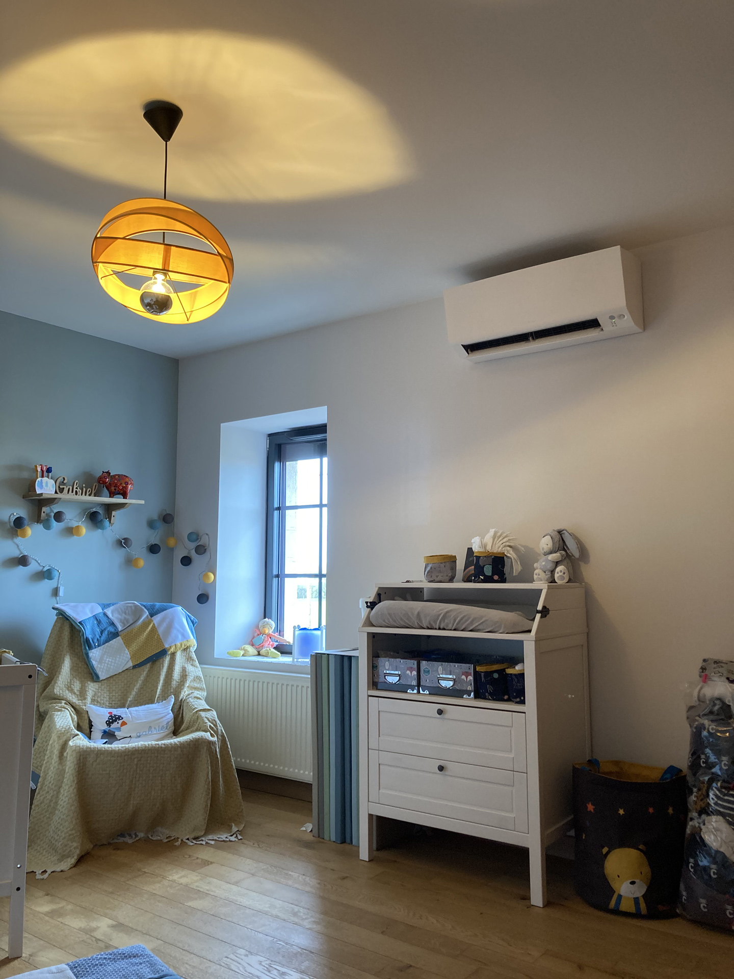 Climatisation réversible air/air par Techniclim 21