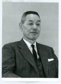 Akira Yamada, fondateur de DAIKIN en 1924